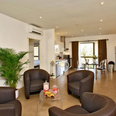 Location appartement Le Chêne - Sarlat - Les Jardins du Porche